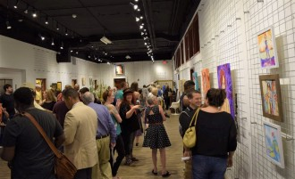 Business of Being an Artist final exhibition